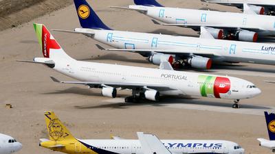 CS-TOA - Airbus A340-312 - TAP Air Portugal
