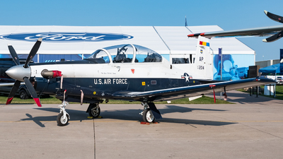 03-6204 - Raytheon T-6A Texan II - United States - US Air Force (USAF)