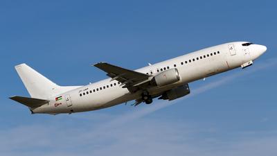 JY-JAP - Boeing 737-46B - Al Naser Wings