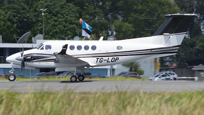 TG-LOP - Beechcraft B200GT Super King Air - Private