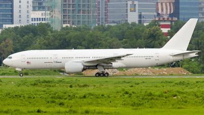 9M-FGB - Boeing 777-212(ER) - Flyglobal