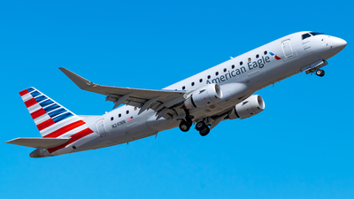 A picture of N241NN - Embraer E175LR - American Airlines - © Ricky Teteris