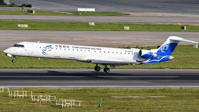 B-3378 - Bombardier CRJ-900LR - China Express Airlines