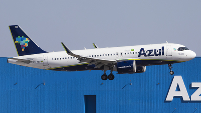 A picture of PRYSD - Airbus A320251N - Azul Linhas Aereas - © Paulo H Goncalez