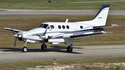 N290MC - Beechcraft E90 King Air - Private