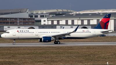 D-AZAS - Airbus A321-211 - Delta Air Lines