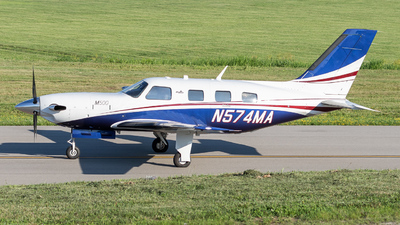 N574MA - Piper PA-46-M500 - Private