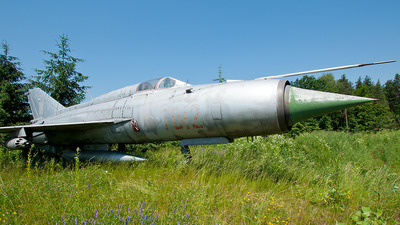 7012 - Mikoyan-Gurevich MiG-21PFM Fishbed - Poland - Air Force