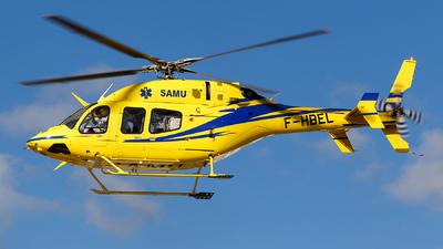 F-HBEL - Bell 429 - Babcock MCS France