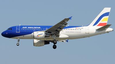 ER-AXM - Airbus A319-112 - Air Moldova