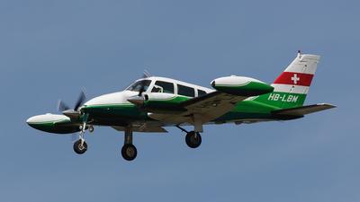 HB-LBM - Cessna 310 - Private