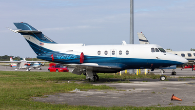 N806CB - Hawker Siddeley HS-125-731A - Private