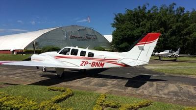 ZP-BNM - Beechcraft G58 Baron - Private