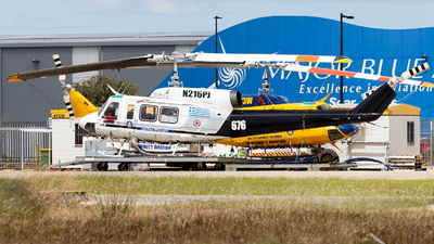 N216PJ - Bell 214B - McDermott Aviation