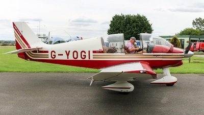 G-YOGI - Robin DR400/140B Major - Private