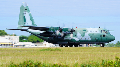 A picture of FAB2466 - Lockheed C130H Hercules -  - © Thyago Thomas - AirTeamImages
