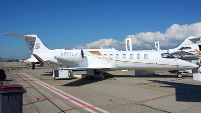 N577LJ - Bombardier Learjet 75 - Bombardier Aerospace