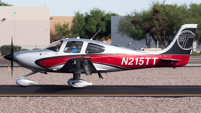 N215TT - Cirrus SR22T-GTS - Private