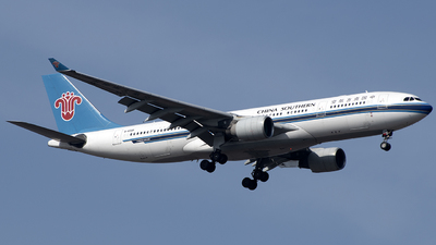 B-6548 - Airbus A330-223 - China Southern Airlines
