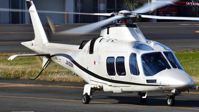 JA109N - Agusta-Westland AW-109SP GrandNew - Noevir Aviation