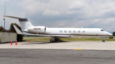 N820HB - Gulfstream G-V - Private