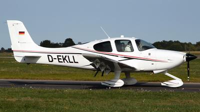 D-EKLL - Cirrus SR20-GTS - Private