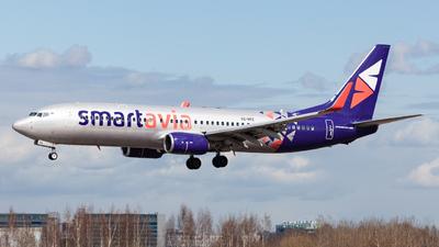 A picture of VQBEE - Boeing 7378Q8 - Smartavia - © Marianna Rychkovskaia