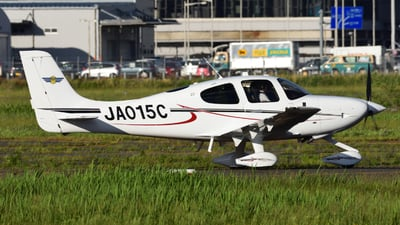 JA015C - Cirrus SR22 - Japan - Civil Aviation College
