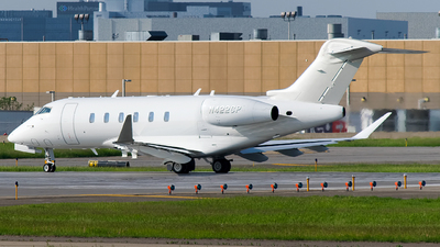 A picture of N422CP - Bombardier Challenger 350 - [20826] - © Steve Rinde