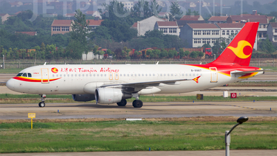 B-9987 - Airbus A320-214 - Tianjin Airlines