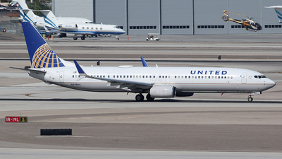 N69804 - Boeing 737-924ER - United Airlines