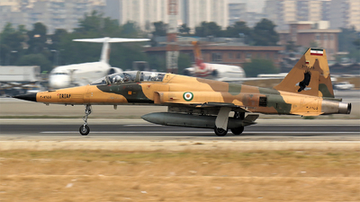 3-7155 - Northrop F-5F Tiger II - Iran - Air Force