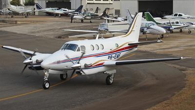 PR-EMF - Beechcraft C90B King Air - Private