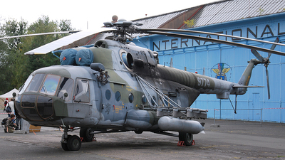 9774 - Mil Mi-171Sh Baikal - Czech Republic - Air Force