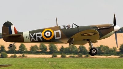 A picture of GAIST - Spitfire Mk.1A - [WASP/20/2] - © The plane man