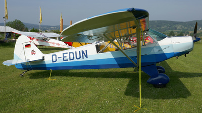D-EDUN - Piper PA-18-95 Super Cub - Private
