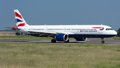 G-NEOS - Airbus A321-251NX - British Airways