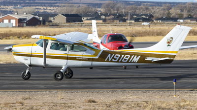A picture of N9181M - Cessna 182P Skylane - [18264726] - © David Lee