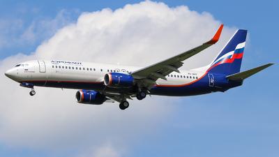 A picture of VQBHX - Boeing 7378LJ - Aeroflot - © Vitaly Revyakin