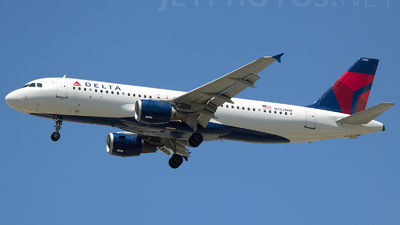 N362NW - Airbus A320-212 - Delta Air Lines