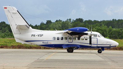 PK-VSP - Let L-410UVP-E20 Turbolet - Susi Air