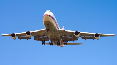 N93109 - Boeing 747-131 - Trans World Airlines (TWA)
