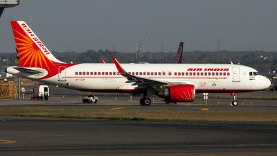 VT-CIF - Airbus A320-251N - Air India