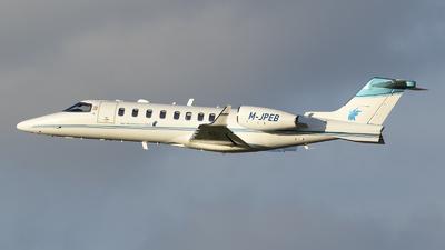 M-JPEB - Bombardier Learjet 75 - Private