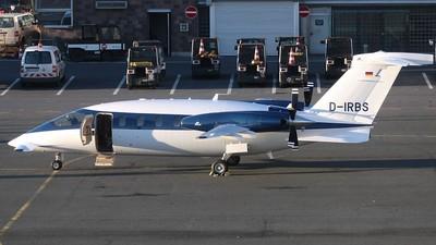 D-IRBS - Piaggio P-180 Avanti II - Private