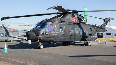 A picture of MM81868 - AgustaWestland HH101A Caesar -  - © Charles Cunliffe