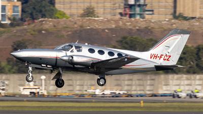 VH-FCZ - Cessna 414A Chancellor - Private