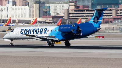 N27512 - Embraer ERJ-135ER - Contour Airlines