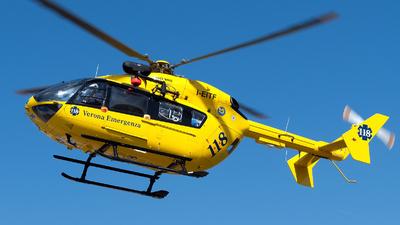 I-EITF - Eurocopter EC 145 - Babcock Defence Services