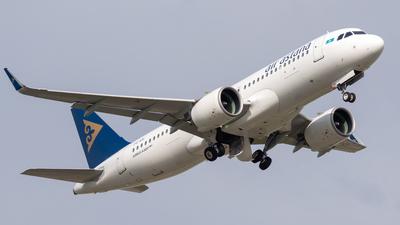 P4-KBI - Airbus A320-271N - Air Astana